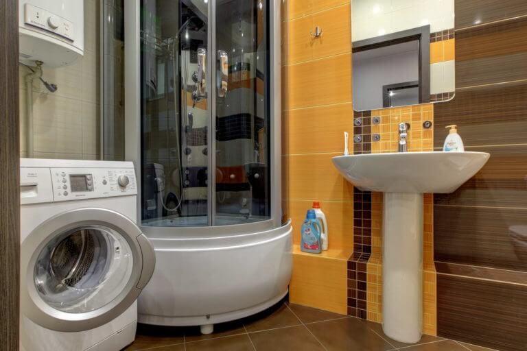 Планировка ванной комнаты в частном доме