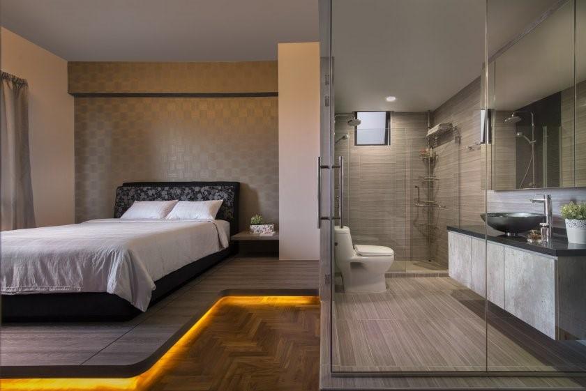 Расположение ванной комнаты в частном доме