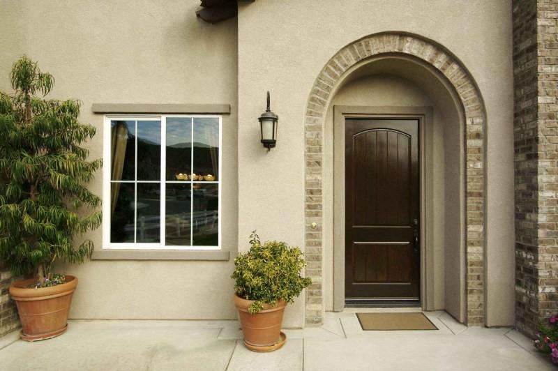 Утепление двери в частном доме своими руками