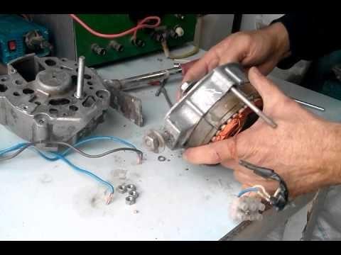 Использование автомобильного генератора