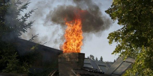 Последствия засоренного дымохода