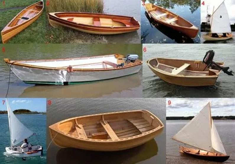 Примеры лодок