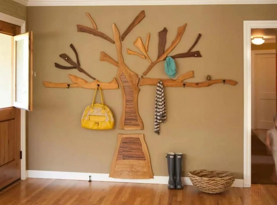 Своеобразное дерево