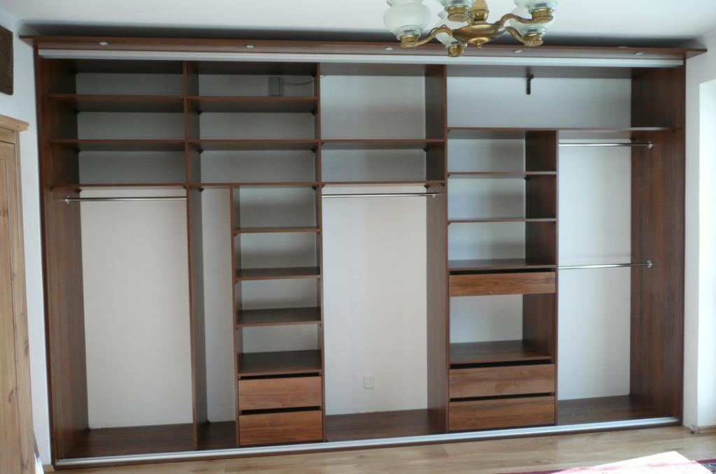 Модель шкафа для прихожей