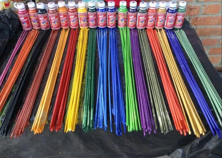 Цветные заготовки