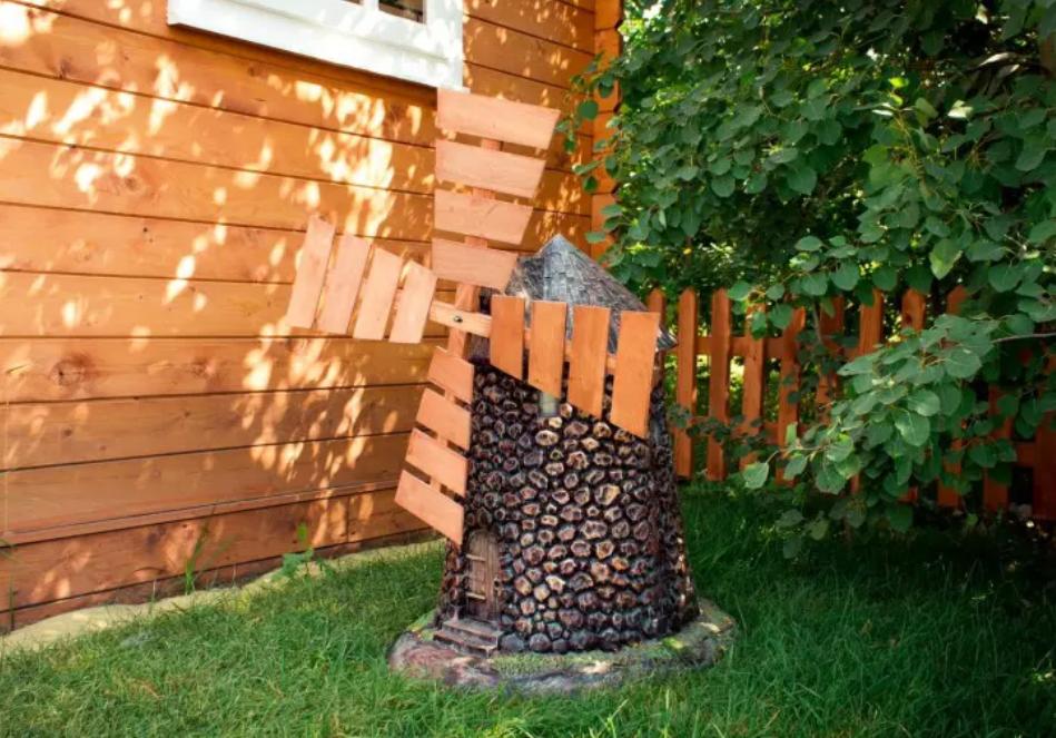 Каменная мельница
