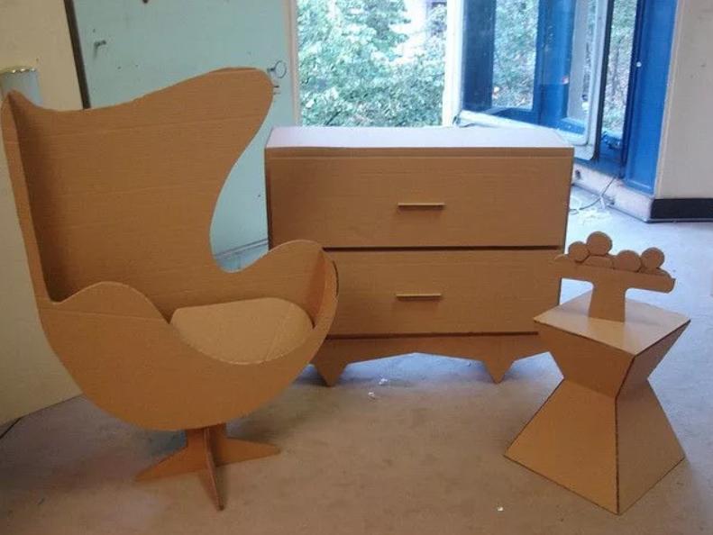 Мебель для игр