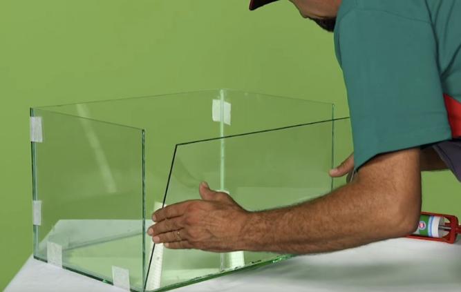 Соединение стекол