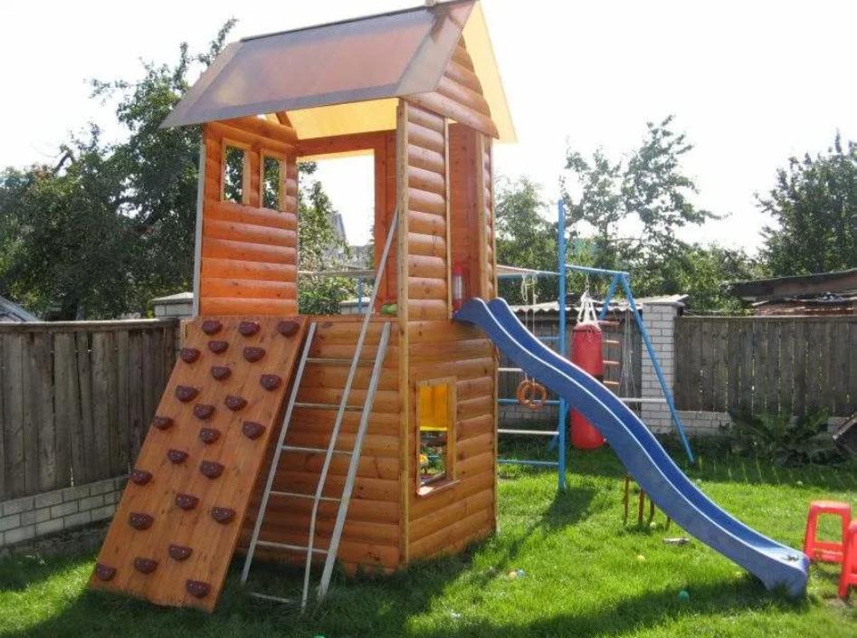 Деревянный комплекс