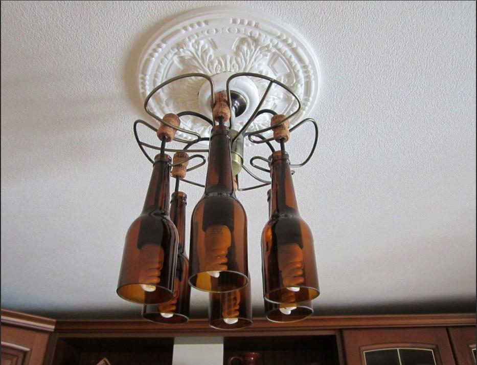 Использование бутылок