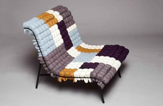 Мягкое кресло на каркаса