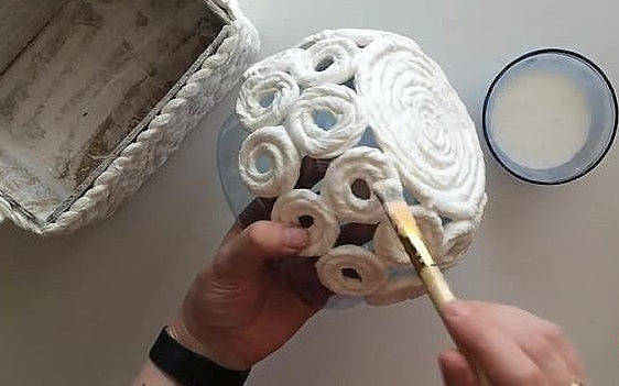 Техника создания корзины