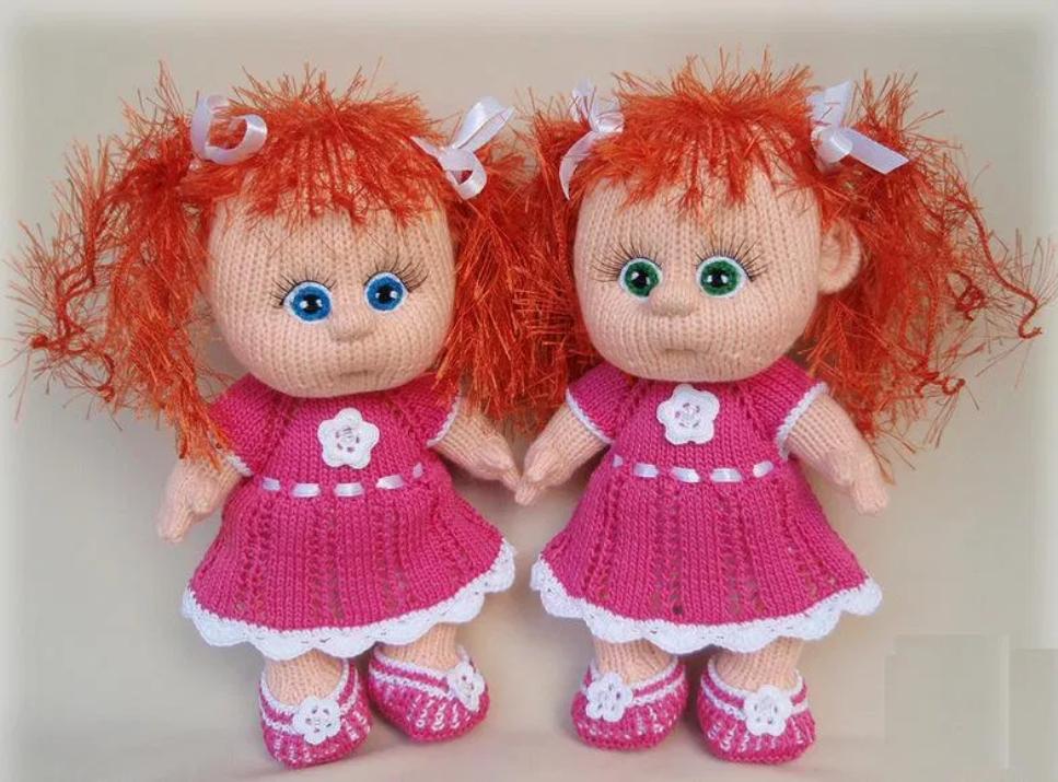 Кукла крючком