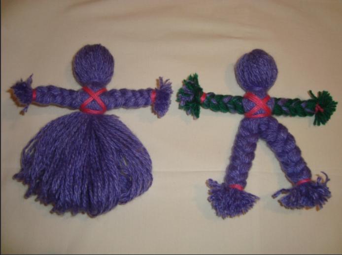 Разновидность кукол
