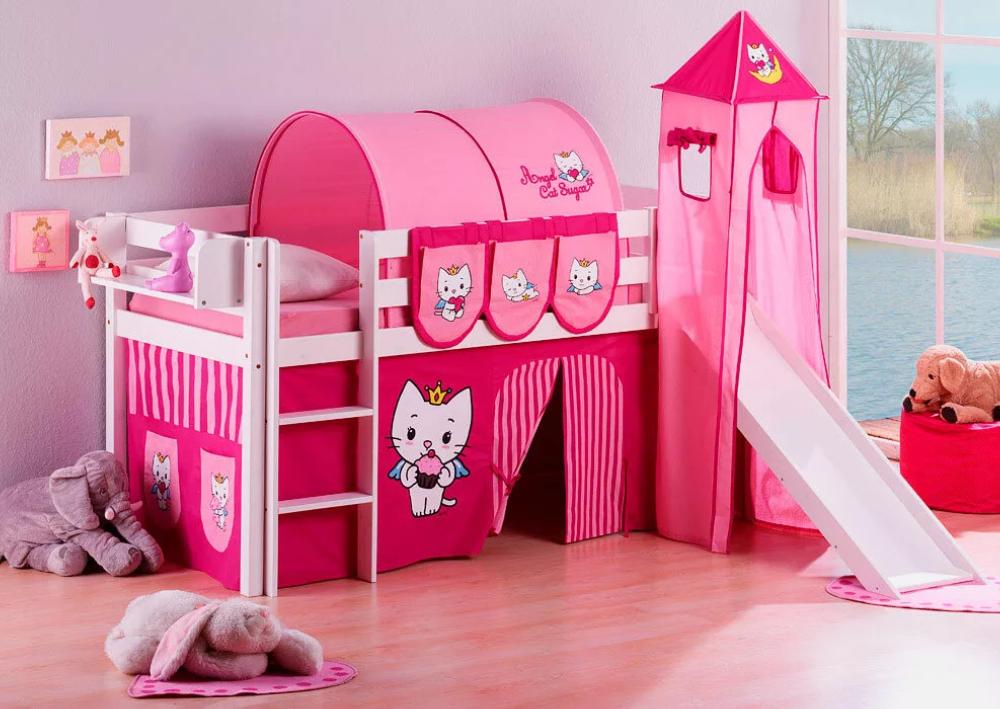 Кровать для маленькой принцесы