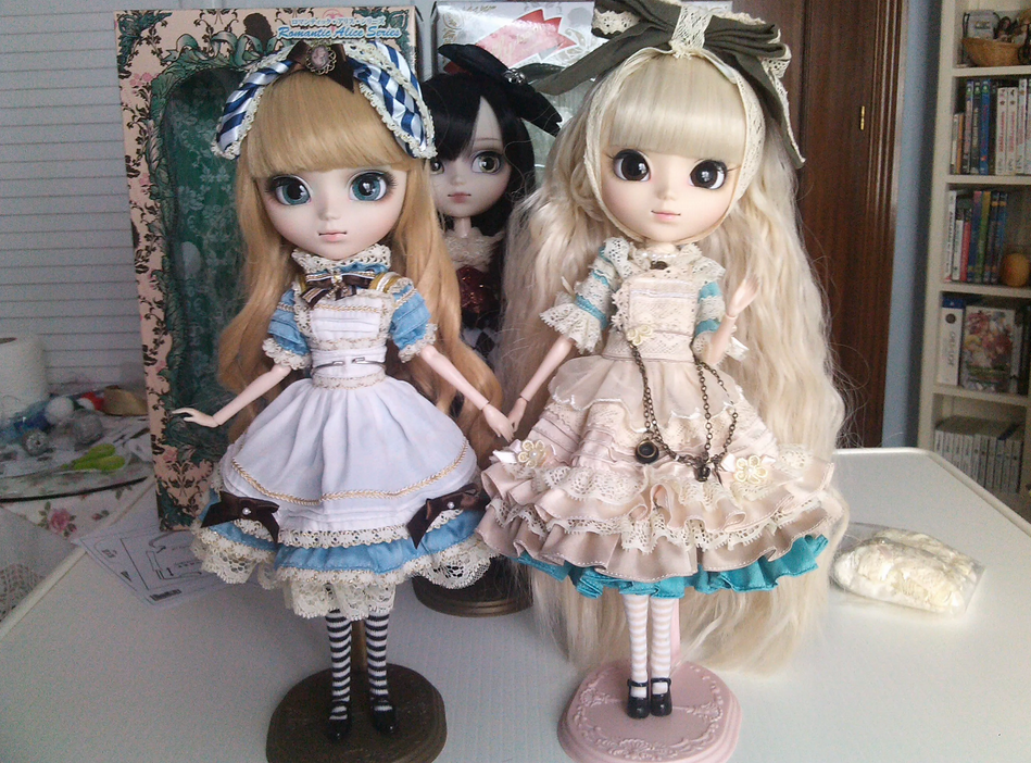 Модельные куклы