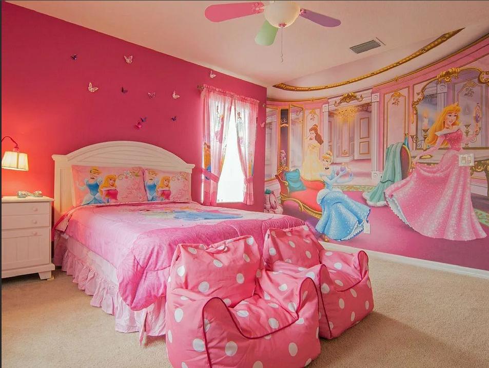 Комната принцесы