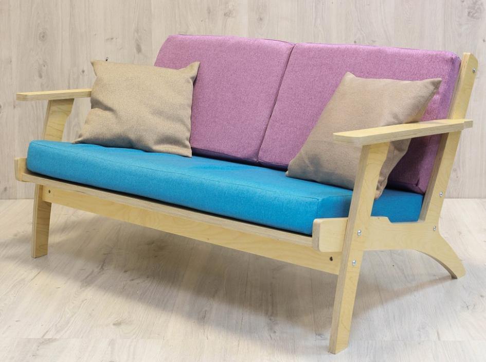 Легкая мягкая мебель