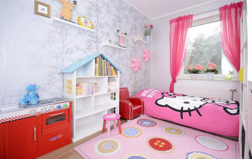Комната для малышки