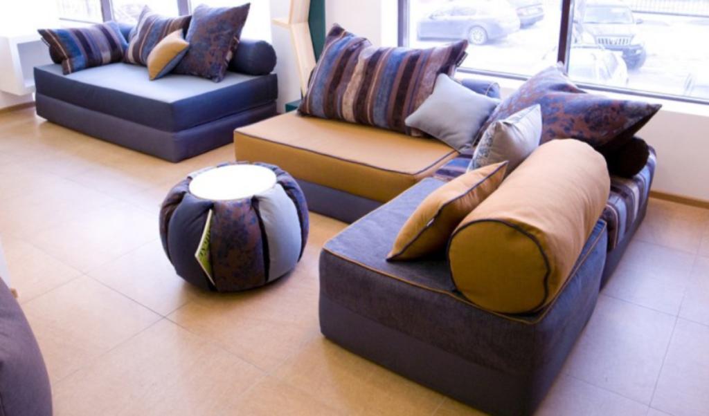 Безкаркасная мебель