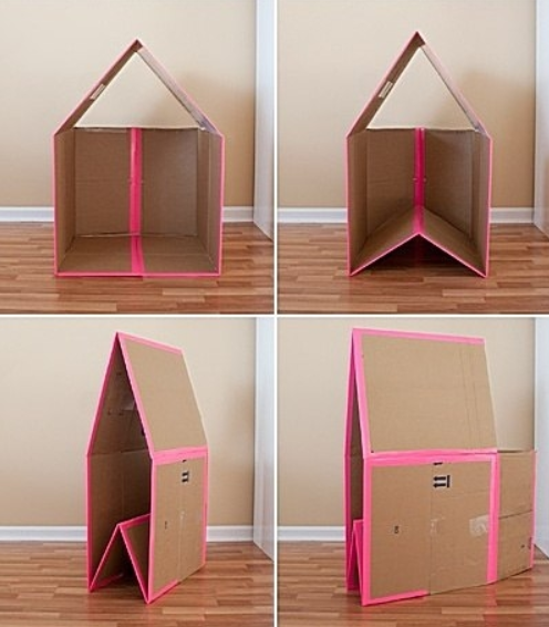 Раскладной домик