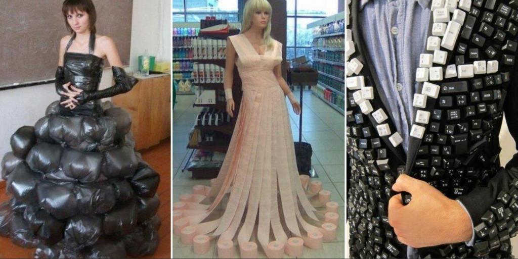 Применение для одежды на конкурсы