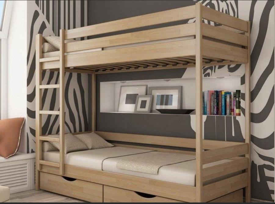 Двухъэтажная кровать
