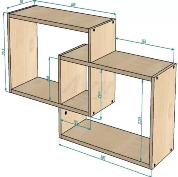 Два квадрата