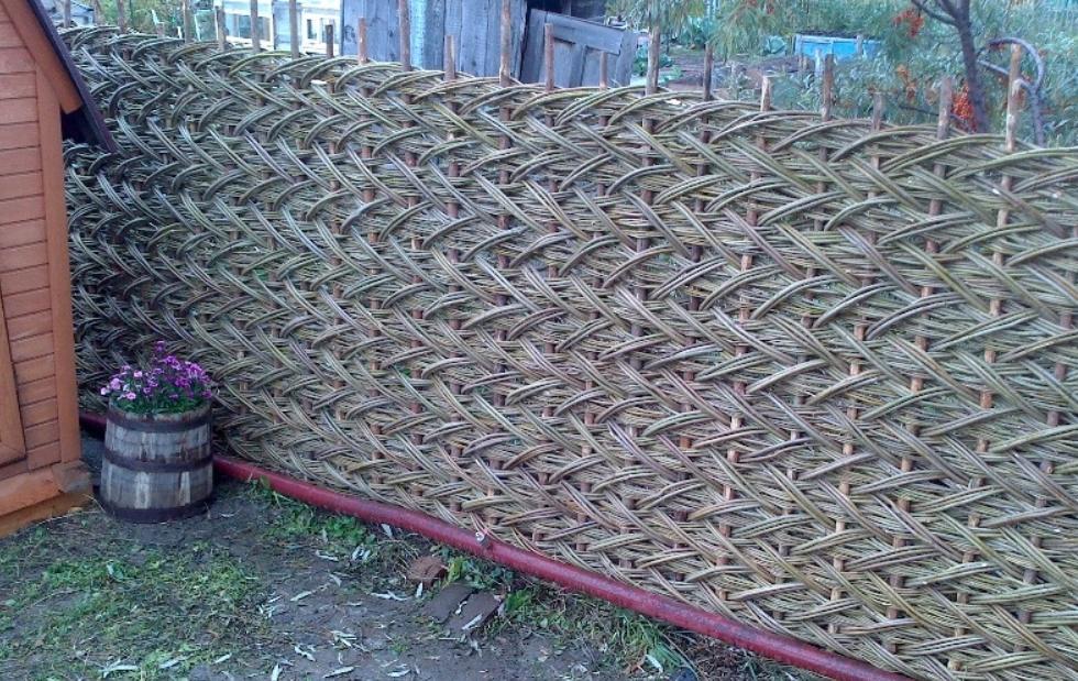 Изощренное плетение