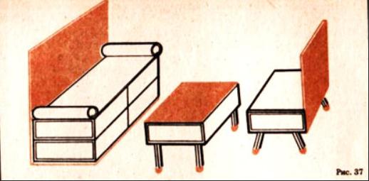 Примеры отдельной мебели