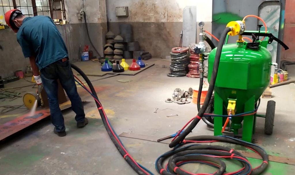 Процесс очистки