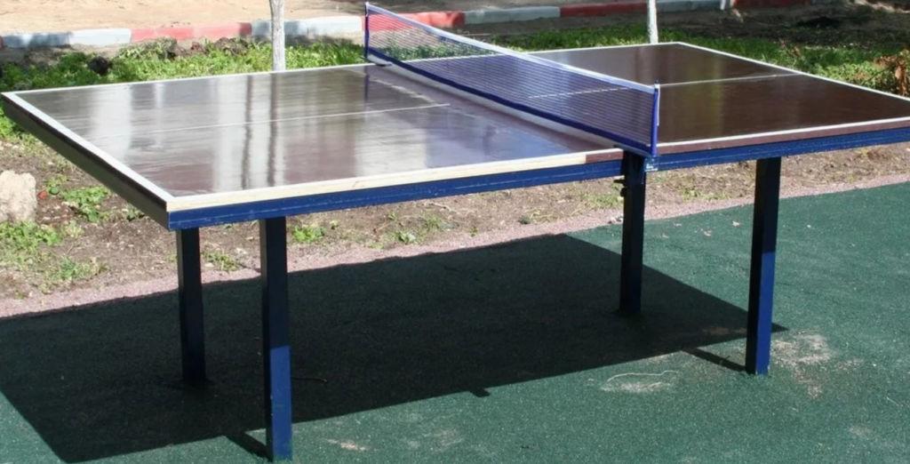 Гладкая поверхность стола