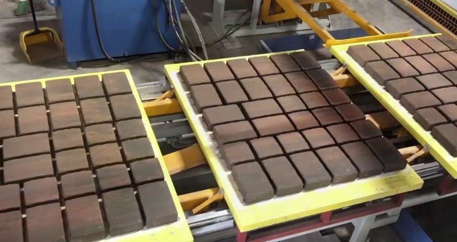 Изготовление плитки