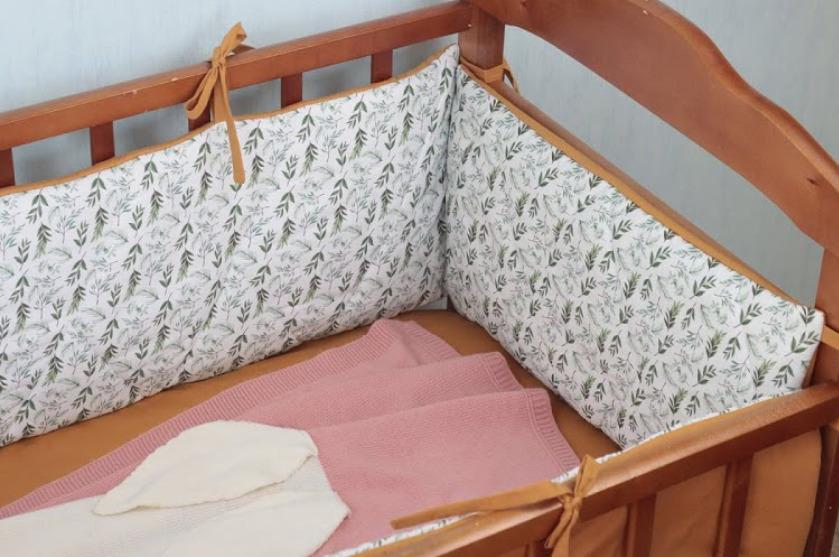 Мягкая отделка кроватки