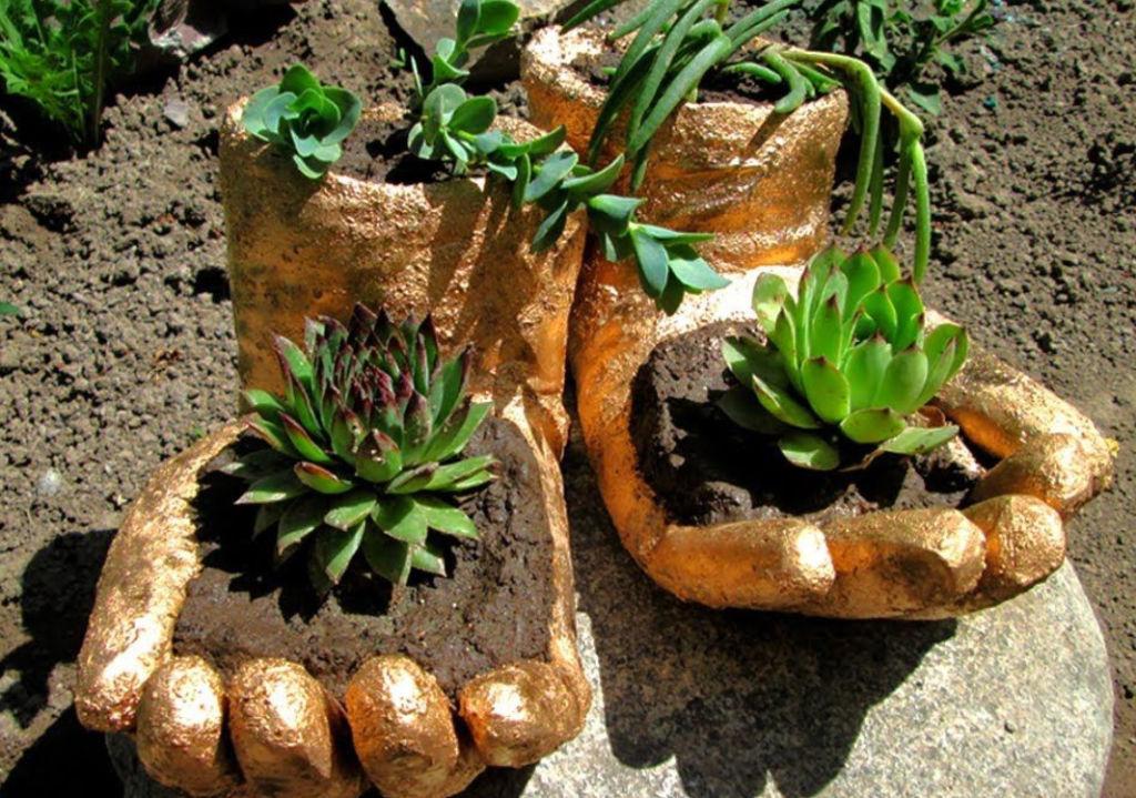 Руки для цветов