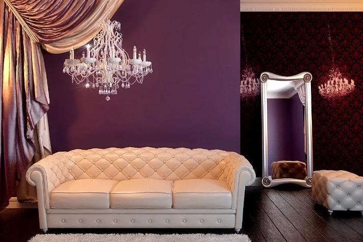 Отделка дивана