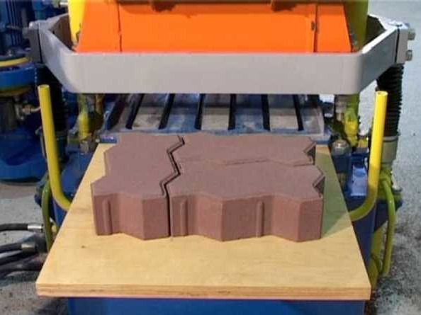 Способ производства плитки