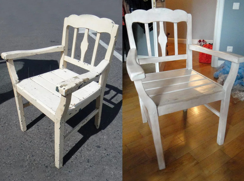 Преображение стула
