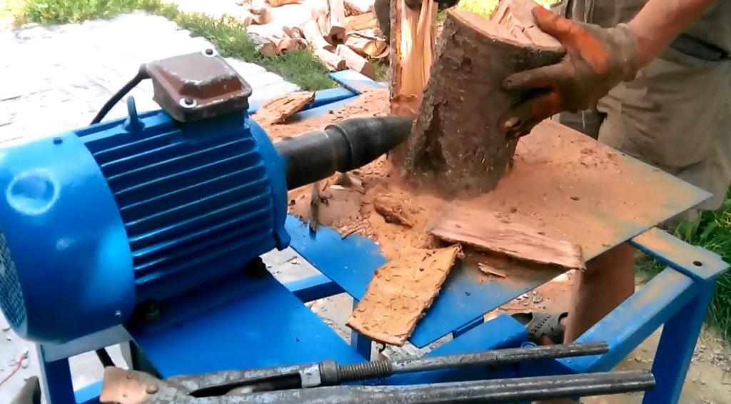 Агрегат в работе