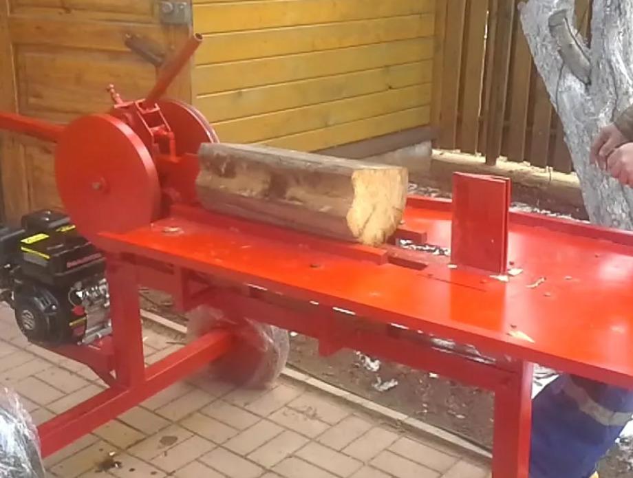 Вариант дровокола