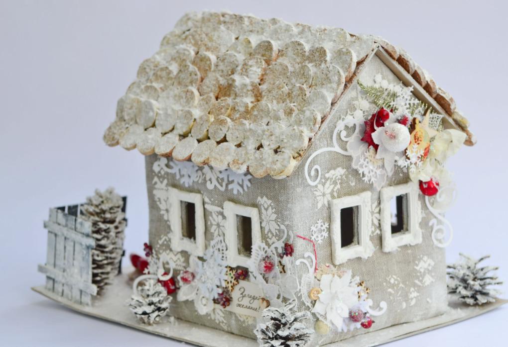 Новогодний домик